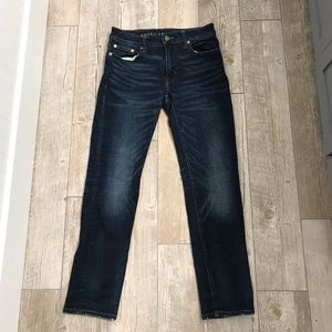 American Eagle Slim Straight Next Level Flex Jeans